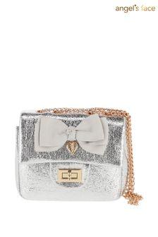 River Island White Stripe Bardot Dress