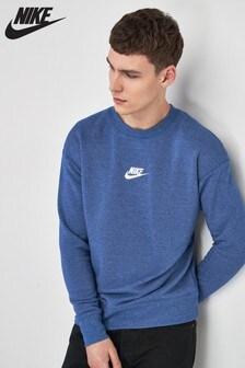 Джемпер с круглым вырезом Nike Heritage