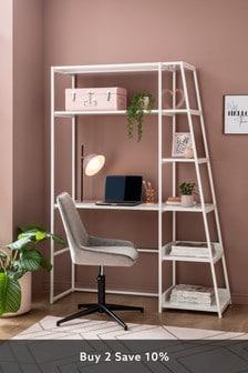 White A Frame Desk