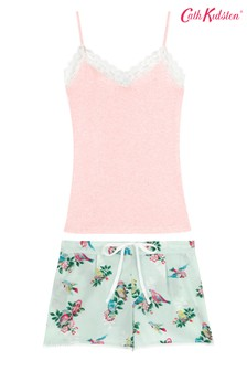 Cath Kidston® Spring Birds Vest And Shorts