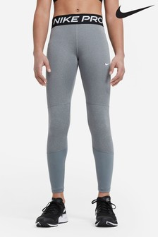 Nike Performance Grey Pro Leggings