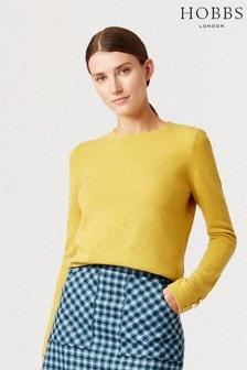 Hobbs Yellow Priya Sweater