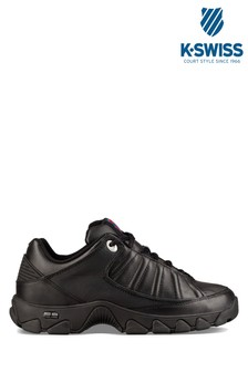 K-Swiss Black ST529 Trainer