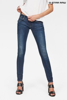 G-Star 3301 Low Waist Skinny Jean