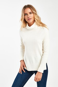 Cosy Roll Neck Jumper