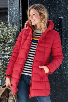 Womens Red Coats Jackets Womens Red Padded Jackets Next Uk