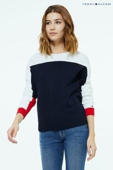 4fab3fd6 Buy Women's knitwear Knitwear Tommyhilfiger Tommyhilfiger from the ...
