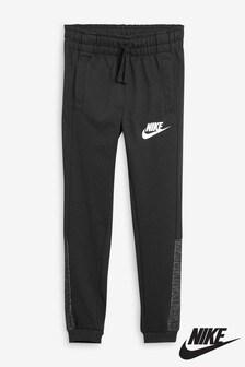 Nike Black Advance Jogger