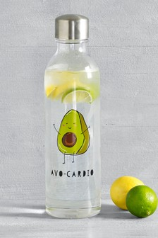 Avo-Cardio Water Bottle