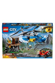 LEGO® City Festnahme in den Bergen