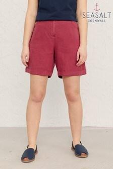 Seasalt Pink Primula Penderleith Shorts