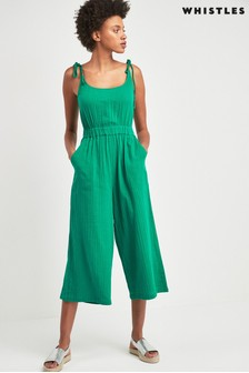 Whistles Mila Casual Jumpsuit
