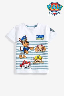 PAW Patrol Stripe T-Shirt (3mths-8yrs)