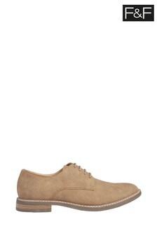 F&F Tan Gibson Shoe