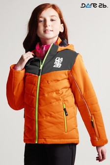 Dare 2b Tusk Orange Waterproof Ski Jacket