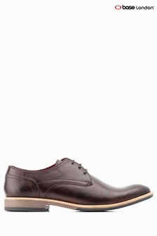 Base London® Brown Ridley Lace Up Shoe
