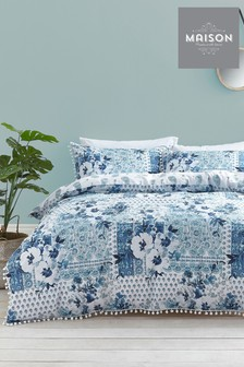 Maison Exclusive To Next Sienna Duvet Cover and Pillowcase Set