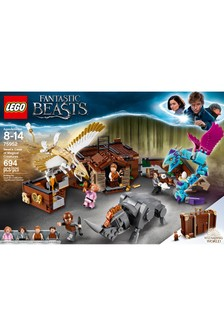 Конструктор LEGO® Harry Potter Fantastic Beasts Newts Case Of Magic