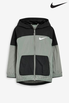 Nike Khaki Woven Jacket