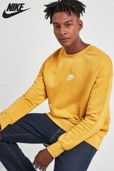 Nike Gold Heritage Crew