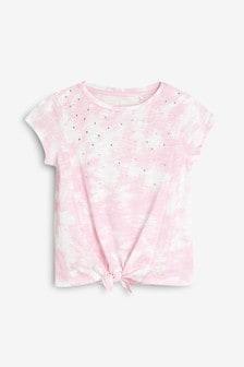 a2e8981ea6bd Batikované tričko se zavazováním (3-16 let)