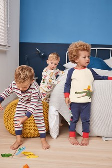 Snuggle Fit Pyjamas Three Pack (9mths-8yrs)
