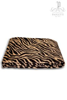 Riva Home Safari Tiger Throw