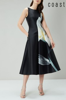 Coast Black Destiny Dress