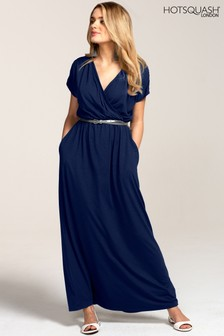 HotSquash Navy Maxi Dress