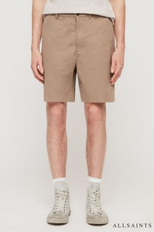 AllSaints Sand Muro Tailored Short