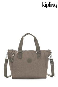 Средняя коричневая сумка Kipling Amiel