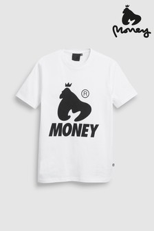 Money® Black Label Logo T-Shirt
