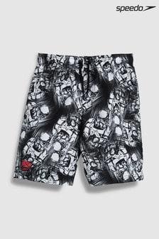 מכנס קצר של Speedo® דגם Star Wars™ בשחור
