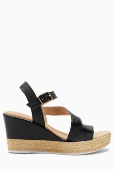 Asymmetric Wedges