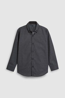 Long Sleeve Smart Geo Shirt (3-16yrs)