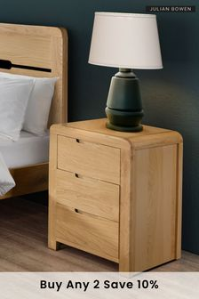 Kemble Bedside Table By Julian Bowen