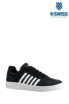 K-Swiss Black Cheswick Trainer