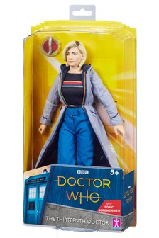 Doctor Who™ 13th Doctor Adventure Doll