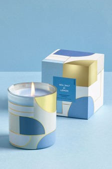 Sea Salt & Lemon Candle