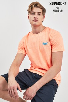 Superdry Orange Tee