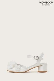 Monsoon Imogen Glitter Double Strap Jive Shoe