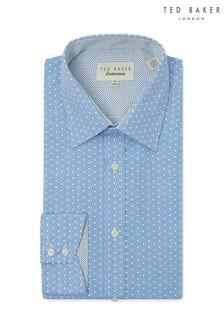 Ted Baker Blue Floral Shirt