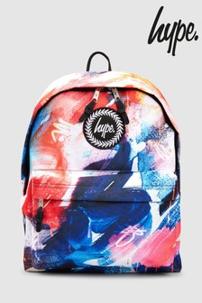 Hype. Multi Doodle Backpack