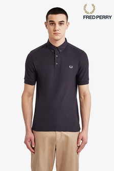 Fred Perry Oxford Collar Pique Shirt