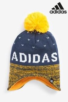 adidas Kids Pom Hat