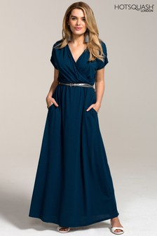 HotSquash Teal Maxi Dress