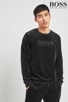 BOSS Black Velour Sweat