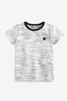 T-shirt texturé (3 mois - 7 ans)