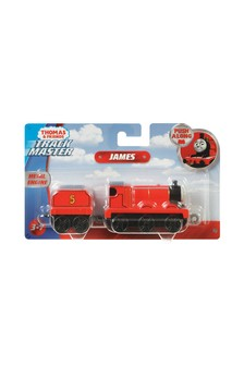 Thomas & Friends TrackMaster Large Push Along James Engine