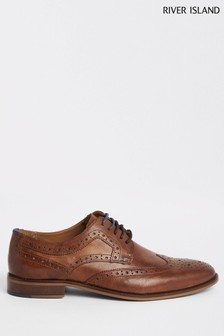 River Island Brogue Shoe